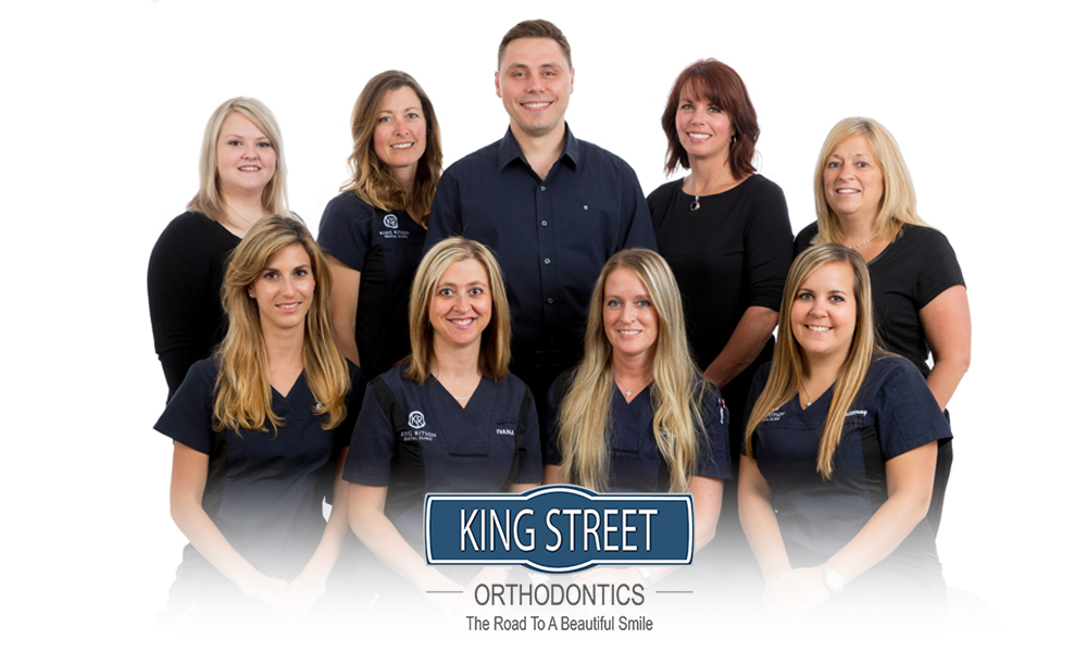 King Street Orthodontics Banner