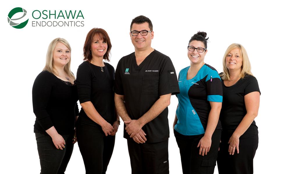 Oshawa Endodontics Banner Image